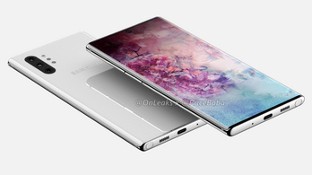 Augusztus 7-én érkezhet a Galaxy Note 10