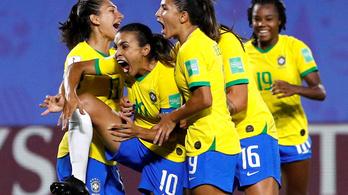 Vb-gólrekordot döntött a brazilok női Ronaldója