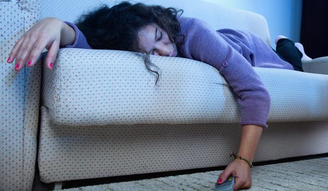 az alvás miatt miért fogyok)