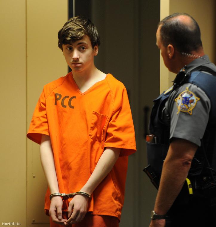 A 16 éves Kayden McIntosh egy kamiont biztosított Denalinak, amivel a megkötözött áldozatot arra a tisztásra vitték, ahol végül meg is ölték