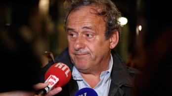 Platinit elengedték, nem indítanak eljárást ellene