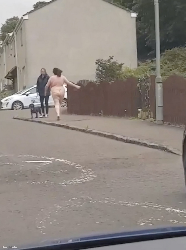 Rendhagyó eset történt a skóciai Lanarkshire városában