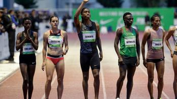 Caster Semenyát biológiailag férfinak tekintik