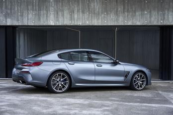 Már nem titok a nagyobbik 8-as BMW