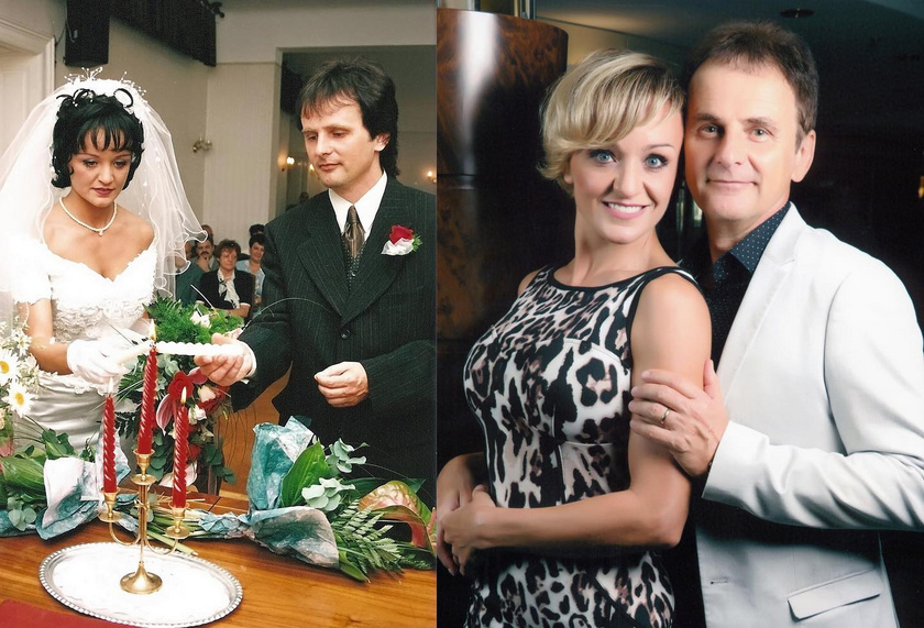 Szandi és Bogdán Csaba 2019. június 18-án ünnepelték a huszadik házassági évfordulójukat.