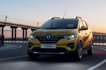 Triber: váratlan újdonság a Renault-tól