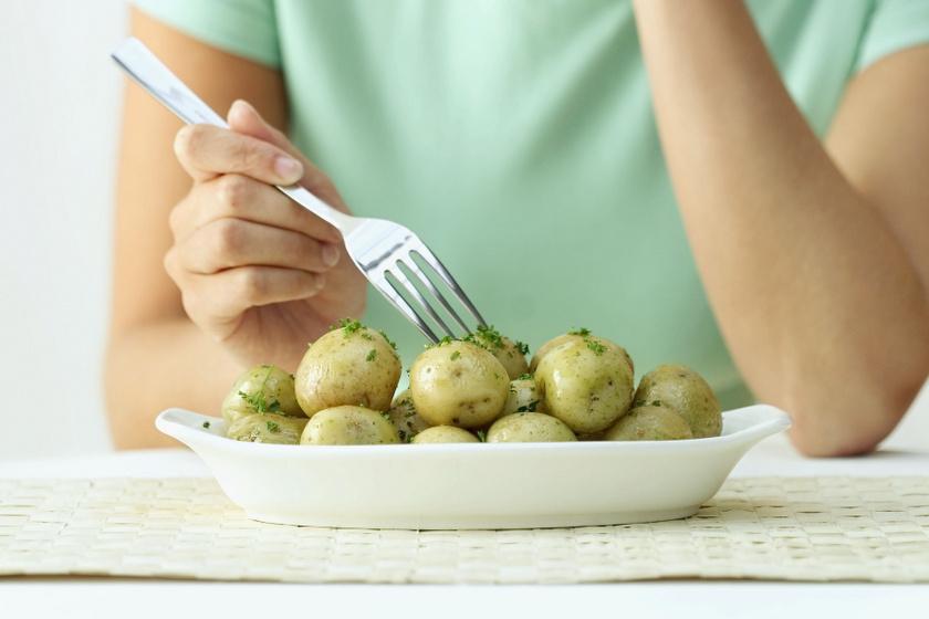 Nem hizlal a krumpli, ha így eszed: így hat az ember diétájára a burgonya
