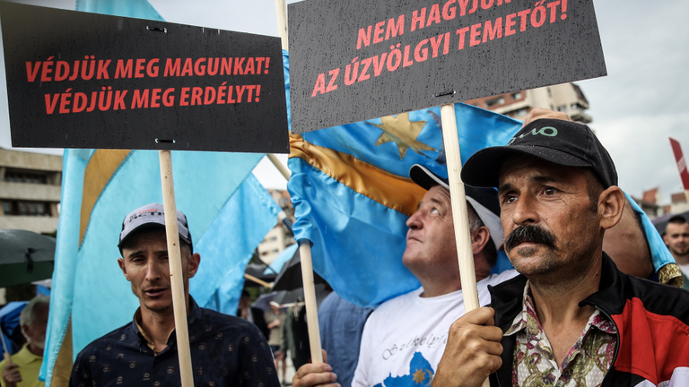 Arra várnak, hogy a magyarok visszaüssenek