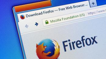 Súlyos biztonsági hibát találtak a Firefoxban
