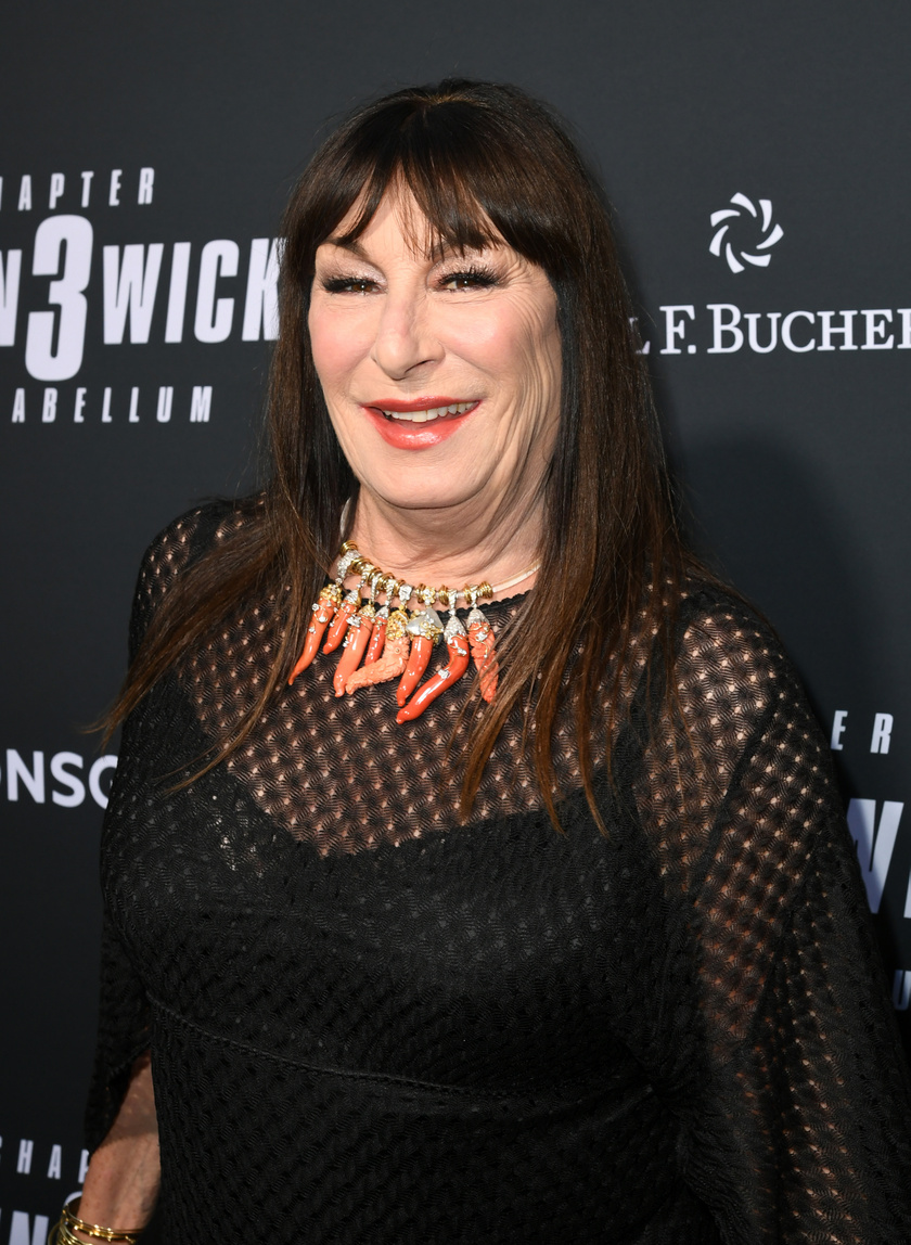 anjelica huston 2019