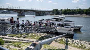 Újraindulnak a BKK-hajók a Dunán