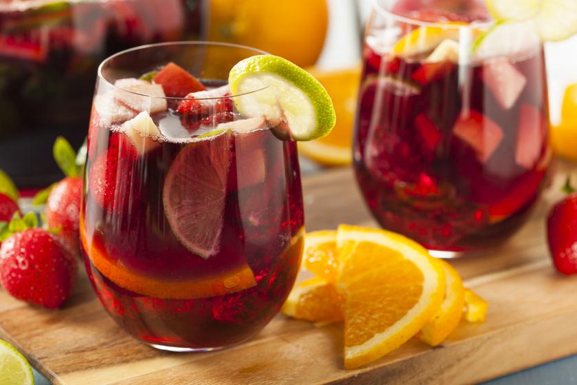Fantasztikus, házi sangría: ezzel dobd fel a nyári estéket