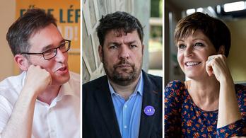 Élő tévéadásban vitáztak az ellenzéki főpolgármester-jelöltek