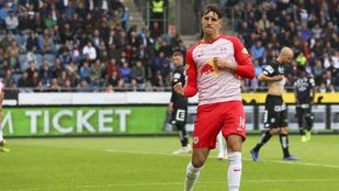 Az Arsenal állítólag bejelentkezett Szoboszlaiért