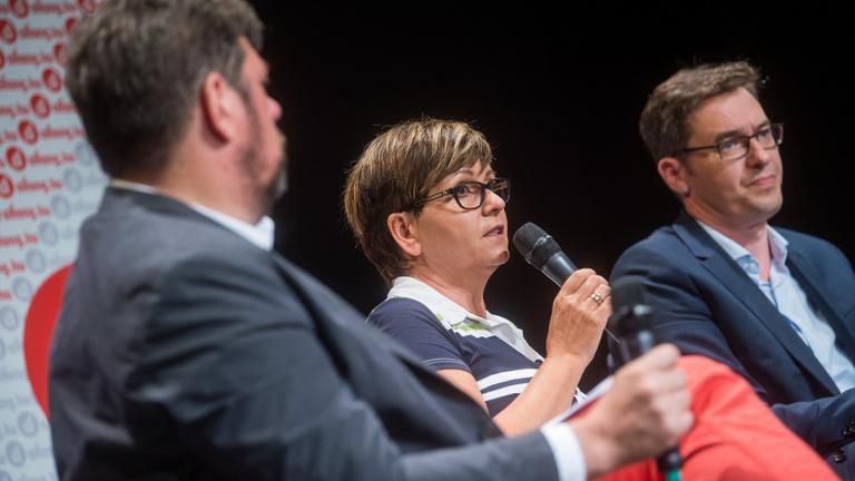 Ellenzéki főpolgármester-jelölti vita: több bólogatás, mint fejrázás