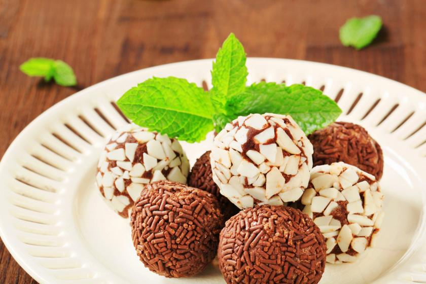 Puha, csokis puncsgolyó: házi piskótából a legfinomabb