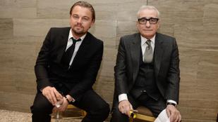 Kegyetlen gyilkosságsorozatról szól DiCaprio és Scorsese új filmje
