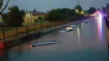 Többfelé egyhavi eső zúdult az országra