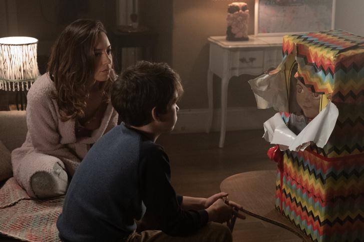 Aubrey Plaza and Gabriel Bateman star in Orion Pictures' CHILD'S