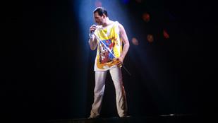 Eddig nem hallott Freddie Mercury-felvétel került elő