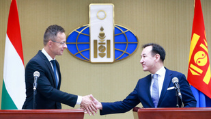 Keleti nyitás: több mint száz millió dollárt szán a kormány Mongóliára