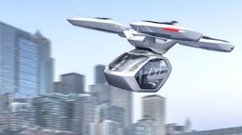 Hol vannak a repülő autók, amiket ígértek?