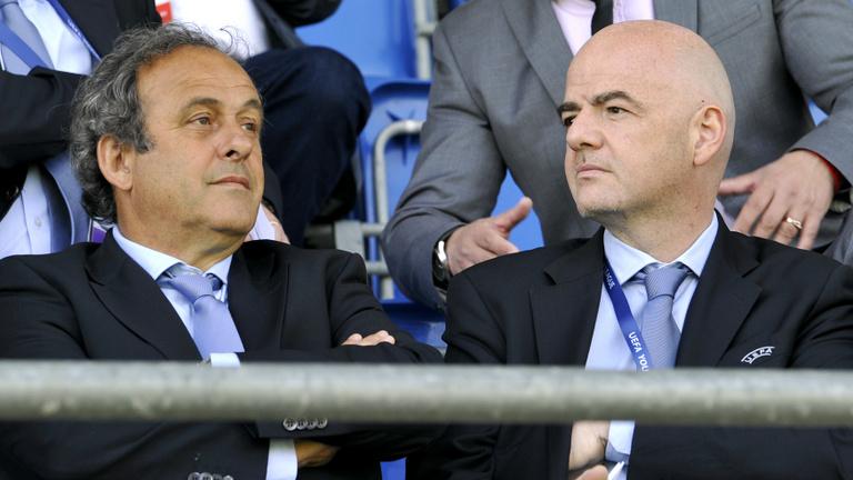 Platini gyanúsítása a kezdet, ez a katari vb elkaszálásáról szólhat
