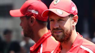 Nem sok ideje lesz a Ferrarinak a Vettel-büntetés meghallgatásán