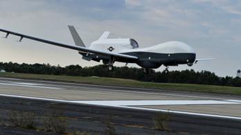 Irán a lelőtt drónról: A drón a nemzetközi jogok otromba megsértése volt