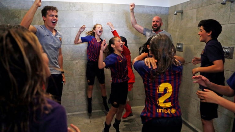 A női foci jövője a férfi foci