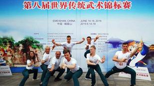 Három magyar aranyérem a kungfu-világbajnokságon