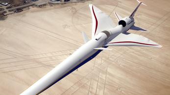 Szélvédő helyett 4K tévé lesz a NASA X-59 repülőjén