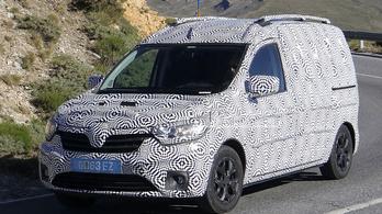 Ez volna az új Renault Kangoo?