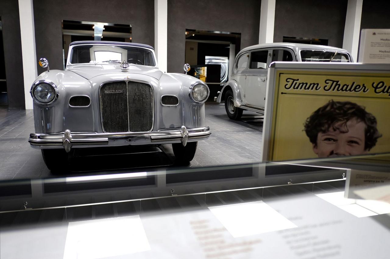 1948-ban az autót az új rendszerben is regisztrálták, akkor már egyenesen a duisburgi Thyssen Gáz- és Vízmű vállalatnak