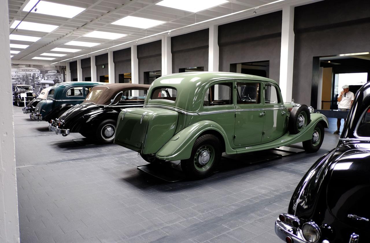 Nem tett jót a kocsinak az 1950-ben végrehajtott modernizáció, kiváltképp az elhagyott lökhárítók fájdalmasak. Höffkes halála után a család Heidelbergbe adta el a kocsit, ahol ötven évig lényegében egy garázsban pihent. 2004 óta zajlik a restaurálása, már kis híján készen van