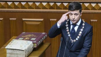Ukrán alkotmánybíróság: Zelenszkij jogszerűen oszlatta fel a parlamentet
