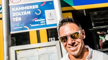 Kammerer Zoltán 41 évesen kiharcolta a vb-indulást