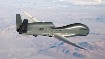 Lelőtt amerikai drón: Trump szerint Irán nagyon nagy hibát követett el