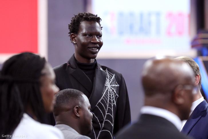 Bol Bol a 2019-es NBA-drafton