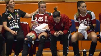 Az olimpiai és a világbajnokot is elkerülik a magyar női kézisek a vb-csoportban