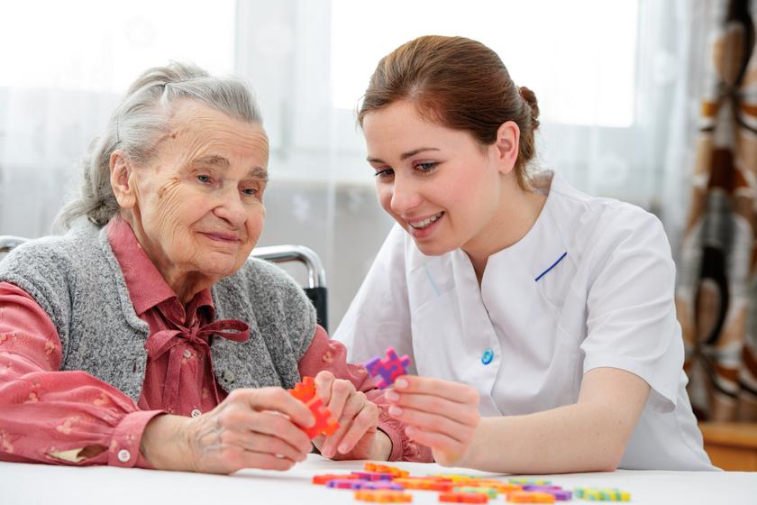 Az időskori demencia életmódváltással megelőzhető lehet.