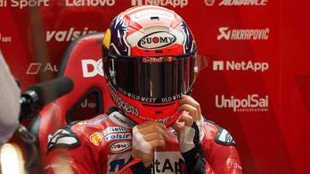Nem hordhatta saját sisakját három MotoGP pilóta