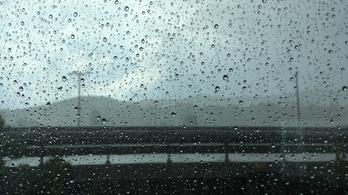 A Kisalföldön kisütött a nap, északon lesz ma a legtöbb eső
