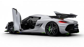 Megadnak 1,3 milliárdot a világ legdurvább sportkocsijáért?