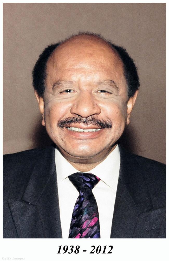 A színész 74 éves korában, 2012-ben halt meg