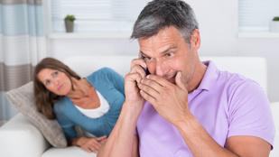 A házassági évfordulónkon beigazolódott: a férjemnek van valakije