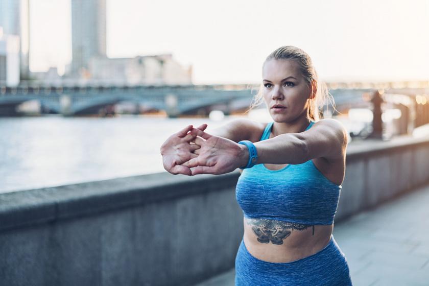 Tartanak, és segítik a könnyed mozgást: plus size edzőruhák, amik jól is néznek ki