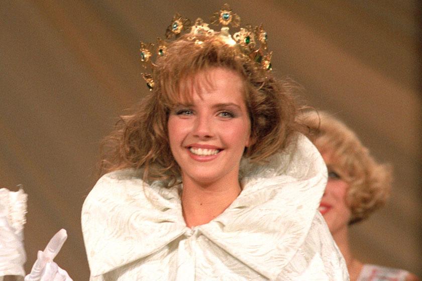 Ő volt az 1991-es szépségkirálynő - Az 50 éves Bálint Antónia ennyit változott