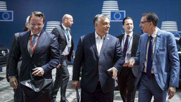 Orbán: A nevek kimondásával ügyesen kell bánni