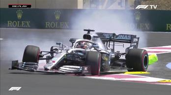 Hamilton megúszta, amit Vettel Kanadában nem